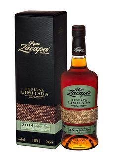 Rum Zacapa Reserva Limitada 2014 http://www.toplook.it/2015/04/03/rum-zacapa-reserva-limitada-2014-28712 #Zacapa #Rum