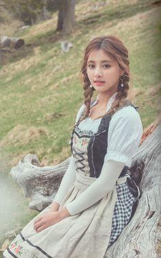 "fyeah-twice: ""TWICE - Twice in Switzerland ""© saprowling Kpop Girl Groups, Korean Girl Groups, Kpop Girls, Nayeon, Korean Beauty, Asian Beauty, Twice Tzuyu, Chou Tzu Yu, Chaeyoung Twice"
