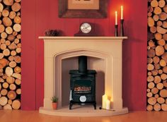 Wood burning stoves - who's got them? - Detailing World