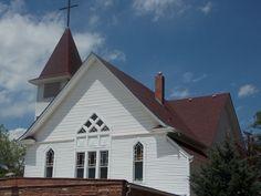 Church in Lyons, CO      #churches #Colorado