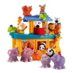 Little People® Noah's Ark Gift Set<br/>Buy Gift Set & SAVE! | BrandsLittlePeople | Fisher Price