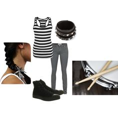 Niah by wolfiedeeleemtz on Polyvore featuring Weiss, IRO, Converse and Valentino