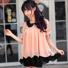 Top minako mode tendance japonaise et cor enne clothes w pinterest - Mode de vie japonais ...