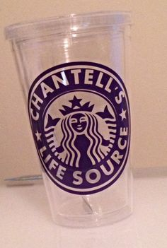 Starbucks Acrylic 16 oz Cups