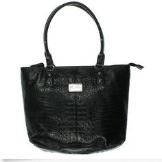 "Selling this ""MARC FISHER Dress ForSuccess BlackTextured Handbag"" in my Poshmark closet! My username is: carirangel. #shopmycloset #poshmark #fashion #shopping #style #forsale #Marc Fisher #Handbags"