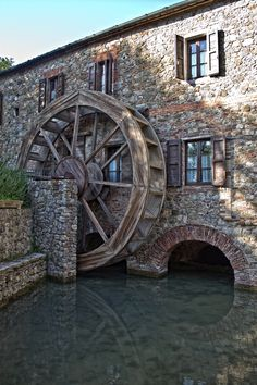 Chiusdino Siena ... would love to live in an old watermill
