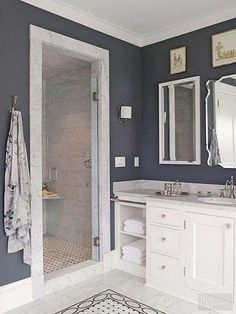 these gorgeous walk in shower ideas are great for a small bathroom in your home