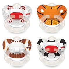 NUK® Size 6-18M 8-Pack Sports Pacifier