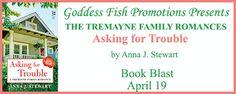 Romance Writer and Lover of Books...Vikki Vaught:   The Tremayne Family Romances:Asking for TroubleH...