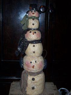 snowmen would love to find pattern