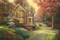 Znalezione obrazy dla zapytania autumn paintings
