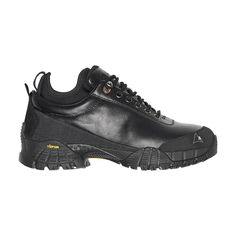 ALYX Spring 2017 | LOVE CHAOS |  Low Hiking boot | Manufactured by ROA for ALYX  Made in Italy