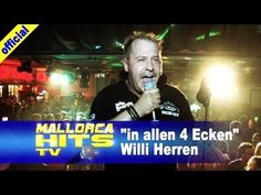 Willi Herren - In allen vier Ecken - Mallorca Party Hits 2013 - live bei der Mallorca Party in Durmersheim.  http://MallorcaHitsTV.de