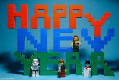 ~ Lego Mocs Holidays ~ Happy New Year