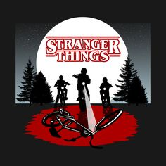Stranger Things. Finding Will.