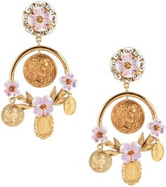 #affiliatead -- DOLCE & GABBANA Earrings -- #chic only #glamour always