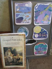 Pinning with Purpose: There is a God FHE Lesson