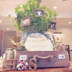 アニヴェルセル 東京ベイ 公式さんはInstagramを利用しています:「こだわりの詰まったウェルカムグッズをご紹介🌿なんと使われているドライフラワーは全てご新婦様の手作り😳!おしゃれなおふたりにぴったりでした✼ . Thank you 1,713 followers✼ . #ウェルカムスペース #ウェルカムアイテム #手作りアイテム #花嫁diy…」