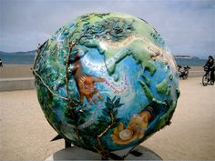 globes | Cool Globes | Connections: A blog by Susan Weisberg