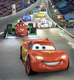 Cars: Racing Cars Images