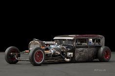 Rat Rod by Jan Laugesen / 500px