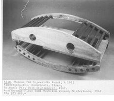 Piet Hein Stulemeijer for Placo Esmi furniture - Play object, rocking  object