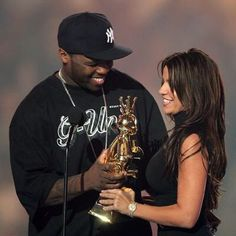 "Throwback Dec 2006 I won an award @ the video game awards for the game "" Scarface the world is yours "" for best performance by a human in a video game award. Equivalent to best actress award in movies but for video games. 😜 lol fun times the award was present by @50cent #vida #vidaguerra #vidaforce #videogame #vga #la #50cent #gamer #scareface #games #video"