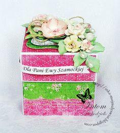 Mój mały świat: Kwieciste pudełko