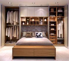Small master bedroom furniture ideas, # master bedroom furniture ideas, diy furniture bedroom, Source by Small Space Bedroom, Small Master Bedroom, Small Room Design, Small Rooms, Bed Design, Modern Bedroom, Trendy Bedroom, Master Closet, Master Bedrooms