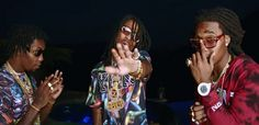 """Migos – """"One Time"""" (Video)- http://getmybuzzup.com/wp-content/uploads/2015/03/Migos-650x315.jpg- http://getmybuzzup.com/migos-one-time-video/- By Justin Credible  New visuals from Migos.  …read more Let us know what you think in the comment area below. Liked this post? Subscribe to my RSS feed and get loads more!"""" Props to: LA Leakers - #Migos, #Video"""