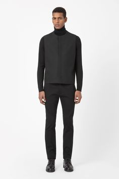 COS | Wool waistcoat