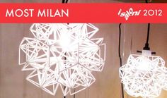 Superlatives Welcomed: Tom Dixon's MOST Exhibition Is a Milan Salone Highlight    by Kimberlie Birks, 04/20/12      Read more: Superlatives Welcomed: Tom Dixon's MOST Exhibition Is a Milan Salone Highlight   Inhabitat - Sustainable Design Innovation, Eco Architecture, Green Building