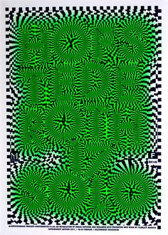 Michiel Schuurman  title: HOFSTEDEROTH17:SOLO  year: 2011  size: 50cm x 70cm  technique: Silkscreen 2 colours  edition: 80  commisioned by: de Service garage  printed by: Michiel Schuurman
