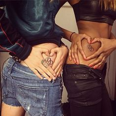 Fashion tattoos we <3