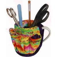 Mug Bucket - Cup caddy - via @Craftsy