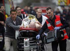 Sobe para 12 o número de mortos em ataque à revista em Paris | Gavião da Paraíba