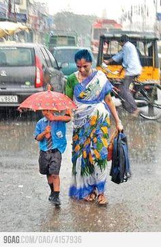 INDIA - Monsoon Weather