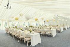 Long tables marquee wedding inspiration at wedding venue Glemham Hall Wedding Locations, Wedding Venues, Wedding Ideas, Wedding Stuff, Chic Wedding, Wedding Table, Wedding Decor, Marquee Wedding Inspiration, Raspberry Wedding