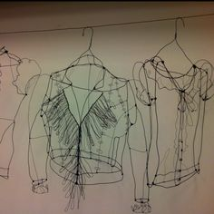 Wire Garments