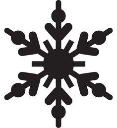 Christmas Ornament Template, Christmas Printables, Christmas Wood, Christmas Crafts, Christmas Decorations, Snowflake Drawing Easy, Snowflake Silhouette, Art Deco Tattoo, Tissue Paper Flowers
