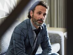 Andrew Lincoln The Walking Dead   The Walking Dead's Andrew Lincoln: Style Special