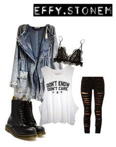 Effy stonem <--- my Grunge Outfits, Casual Outfits, Cute Outfits, Fashion Outfits, Estilo Street, Estilo Rock, Dark Fashion, Grunge Fashion, Punk