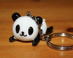 Collar de Panda kawaii por LatelierVapeur en Etsy