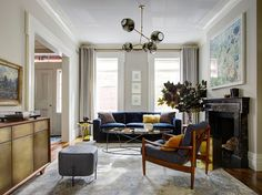 CWB Architects » BROOKLYN HEIGHTS TAILORED MODERN