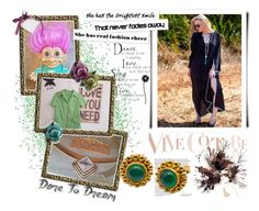 """""""TheVintageCinderella 9"""" by red-rose-girl ❤ liked on Polyvore featuring WALL and vintage"""