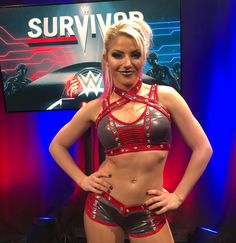 ✨ New Years challenge Reply w/ a favorite Alexa Bliss Pic or GIF ✨ Day Figurines D'action, Wrestling Divas, Women's Wrestling, Wrestling Outfits, Jessica Jones, Divas Wwe, Becky Wwe, Alexis Bliss, Wwe Pictures