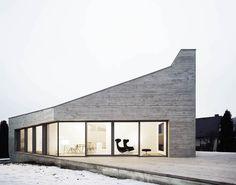 Dwell - E20 Residential House by Steimle Architekten