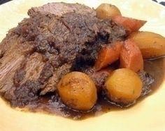 Jamaican pot roast: Recipes: Good Food Channel