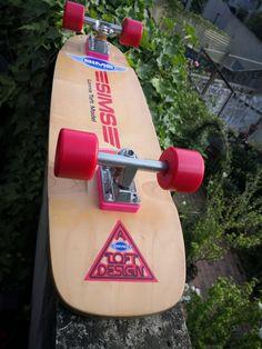 Vintage Skateboards, Sims, Model, Design, Mantle, Scale Model, Models
