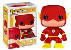 Pop! Heroes: Flash | Funko Den her vil jeg også rigtig gerne have!
